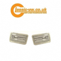 Crystal Clear Side Repeater Set With Bulbs DEPO